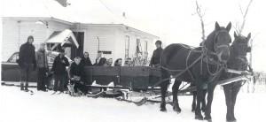 Kinger & Preston families