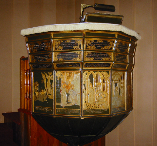 Pehrs-Pulpit