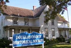 douglas county historical society office/museum