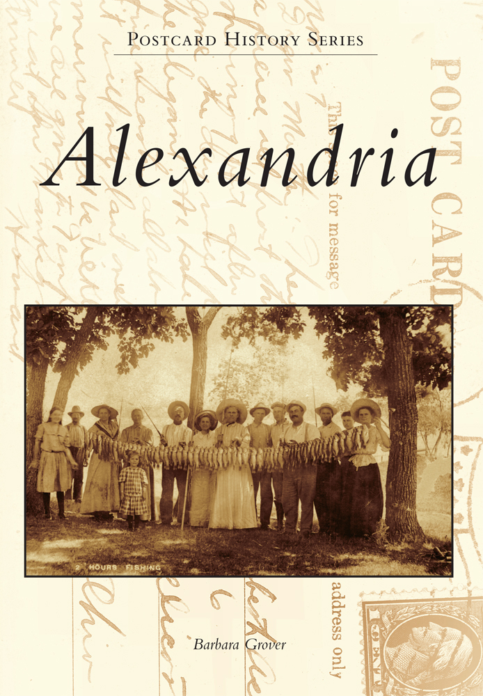 Alexandria book cover