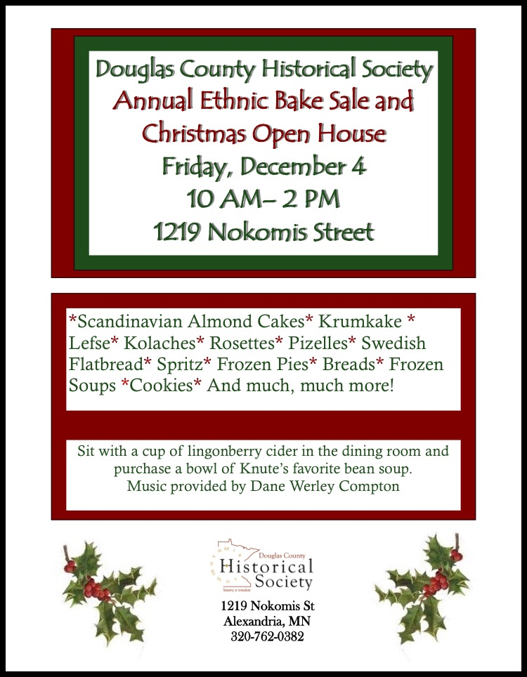 Bake Sale 2015 Flyer