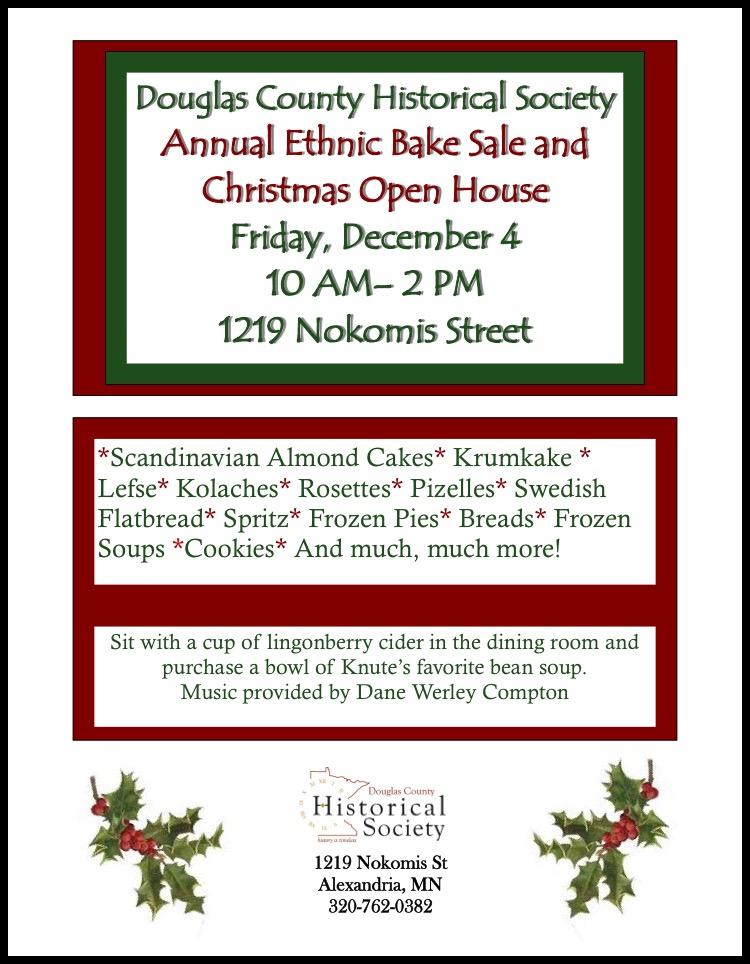 Bake Sale 2015 Flyer