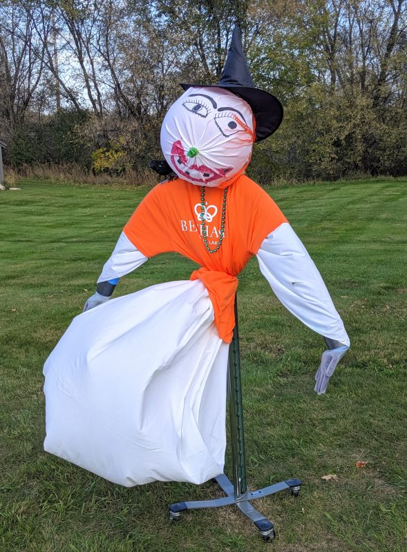 Scarecrow #7, Boo-thany from Bethany! Made by Bethany on the Lake, Long Term Care.