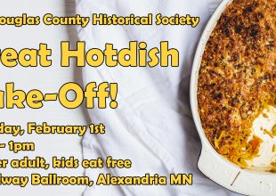 Thumbnail for the post titled: Great Hotdish Bake-Off 2020!