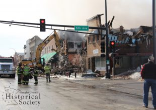Thumbnail for the post titled: The 500 Block Fire – Feb 25, 2020