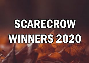 Thumbnail for the post titled: 2020 Scarecrow Winners Announced!