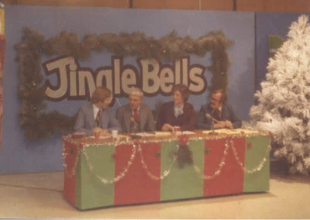 Thumbnail for the post titled: DCHS Happy to Help with Jingle Bells Auditions